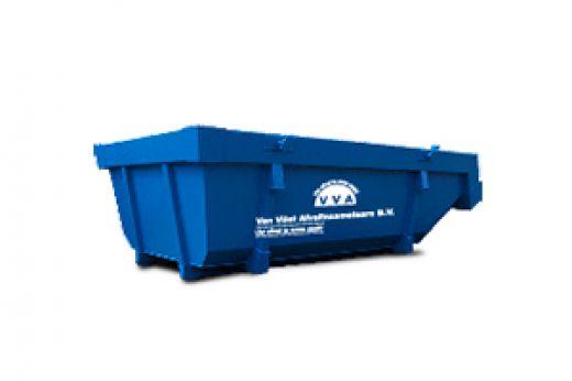 4 PuinHoutsoortenGrofvuilBouw- en sloop Afzetcontainer